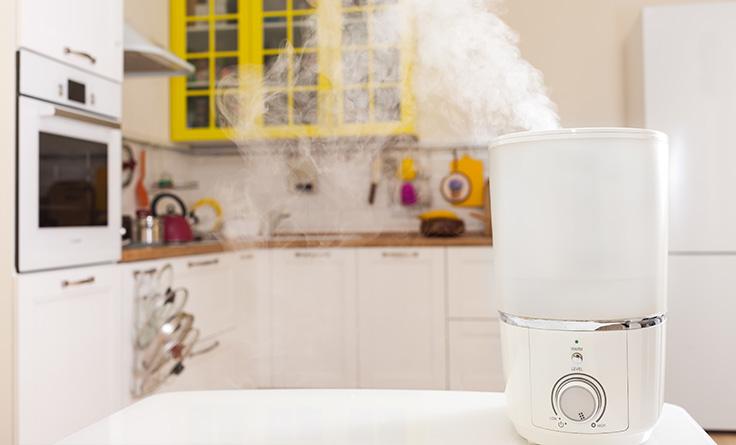 加湿器の効果を上げる使用方法