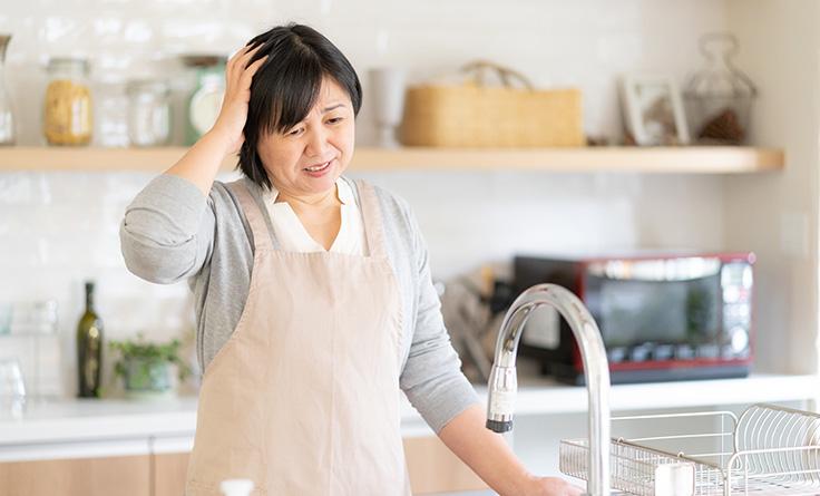 給湯器の水漏れの放置は危険?