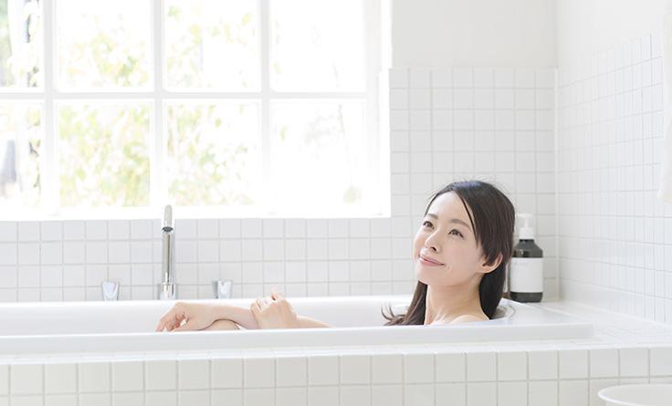 就寝1~2時間前の入浴もオススメ?!