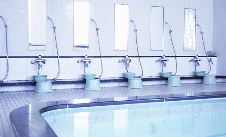 大浴場の心地よさのポイント