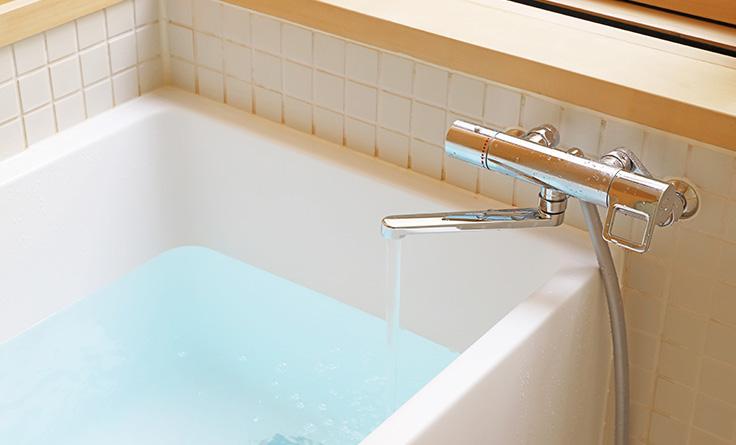 夏のお風呂の適温とオススメ入浴法は?