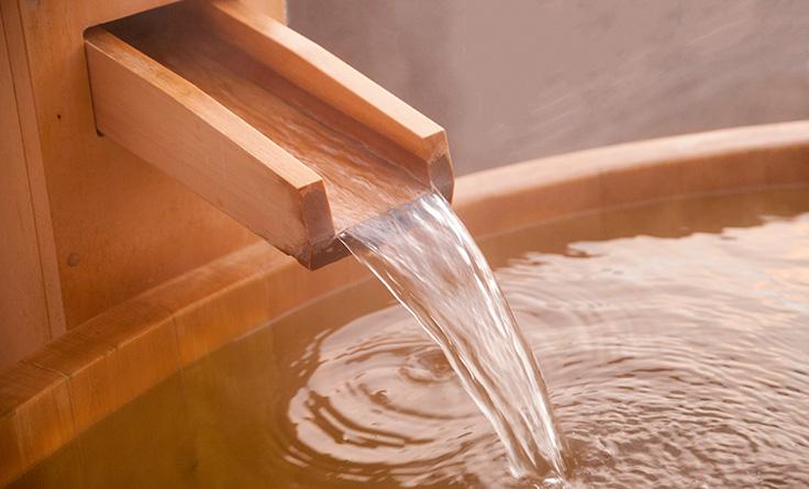 温泉の種類によって期待できる効果も変化