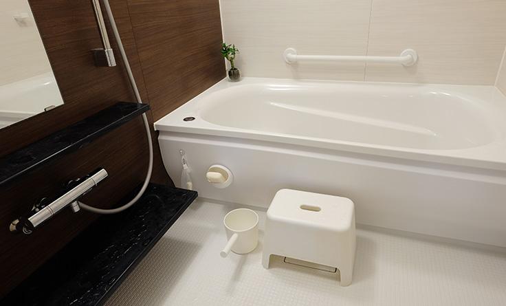 風呂イスの「デザイン」はそれぞれ機能も異なる